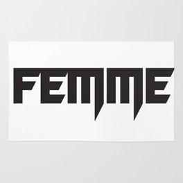 Femme Rug