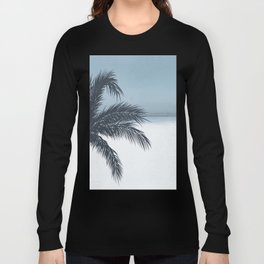 Palm and Ocean Long Sleeve T-shirt