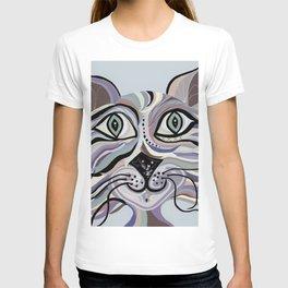 Denim Cat T-shirt