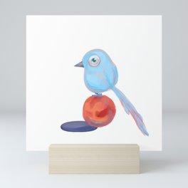 bird - b Mini Art Print