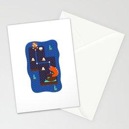 Overworld: Deep Stationery Cards