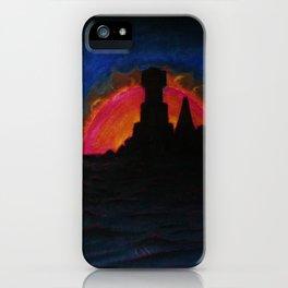 The Last Safe Port iPhone Case