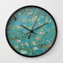 Vangogh x Angelo Wall Clock