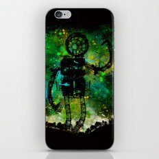 Mad Robot iPhone & iPod Skin