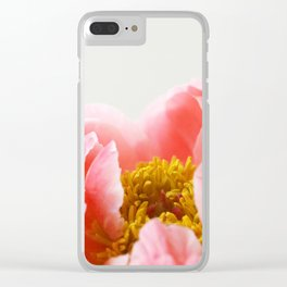 Mallory Clear iPhone Case