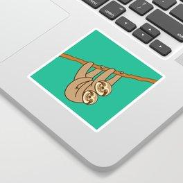 Cute Sloths!! Sticker