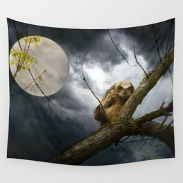 The seer of souls Wall Tapestry