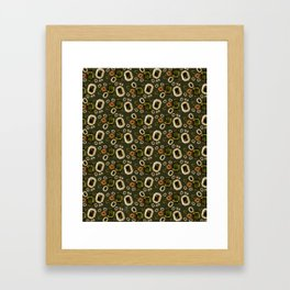 Bling Bling 2 Framed Art Print