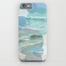 Shoreline Circles iPhone 6s Slim Case