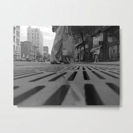 Ground Floor Metal Print