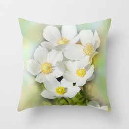 the beauty of a summerday -35- Throw Pillow