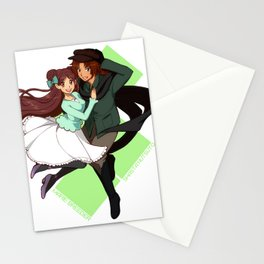 livNPC - Finale - Marie and Shasta Stationery Cards