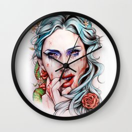 A Taste So Sweet Wall Clock