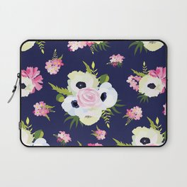 White bouquet Laptop Sleeve