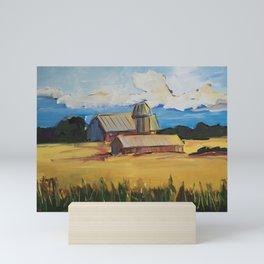 Seasons End Mini Art Print