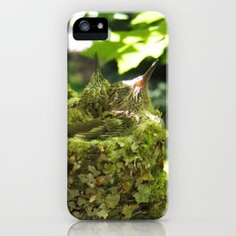 Baby hummers iPhone Case