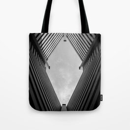 Diamond in the Sky Tote Bag