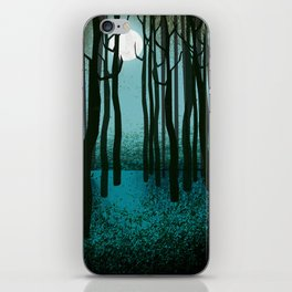 Transfigured Night - Verklarte Nacht  - Schoenberg iPhone Skin