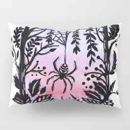 Spider Spider Spin Your Web For Night Is Coming Soon Pillow Sham