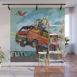 Opium Eater Wall Mural