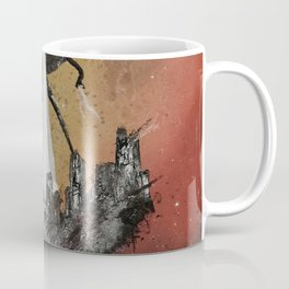 War of the Worlds by H. G. Wells Coffee Mug