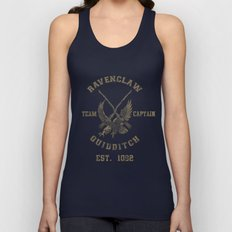 Quidditch House Outfitters Unisex Tank Top