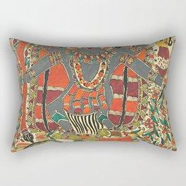 Hindu - Kali 4 Rectangular Pillow