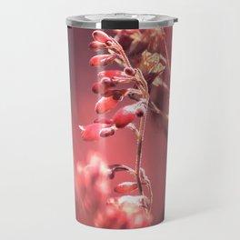 RED SPANGLES no3 Travel Mug