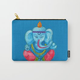 Ganesh pencil watercolours Carry-All Pouch