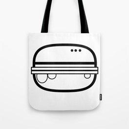 Burguer Tote Bag