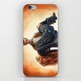 Asylum of the daleks - Doctor Who iPhone Skin