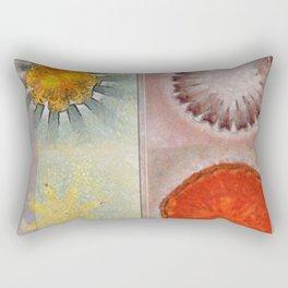 Flagonet Reality Flowers  ID:16165-093245-05721 Rectangular Pillow