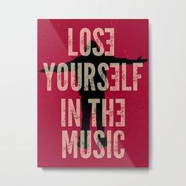 Eminem,Art Poster Print 05 Metal Print