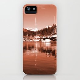 Docks iPhone Case