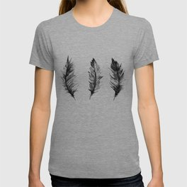 Watercolor Feathers T-shirt