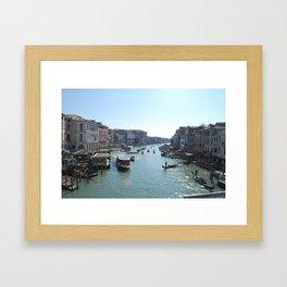 From the Rialto Framed Art Print