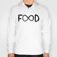 food Hoodies featuring FOOD by Sara Eshak
