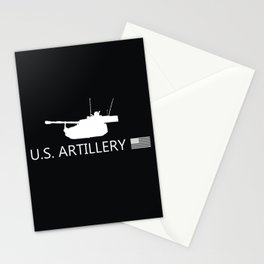 Field Artillery: M109A6 Paladin Stationery Cards