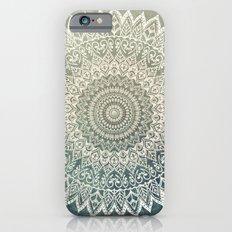 AUTUMN LEAVES MANDALA iPhone 6s Slim Case