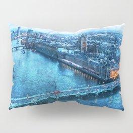 london-big-ben Pillow Sham