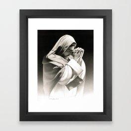 """""""Communion"""" Framed Art Print"""
