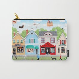 Dog Lovers Lane Carry-All Pouch