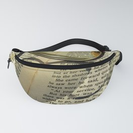 Love to read a book Fanny Pack