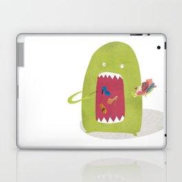 Shoe Monster Laptop & iPad Skin