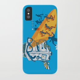 Bad Day At The Office iPhone Case