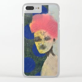 Brokade Clear iPhone Case