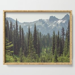 Escape to the Wilds - Nature Photography Serving Tray
