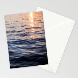 Puget Sound Sunset II Stationery Cards