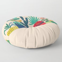 Plant mania Floor Pillow