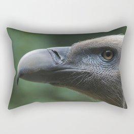 Griffon Vulture Rectangular Pillow